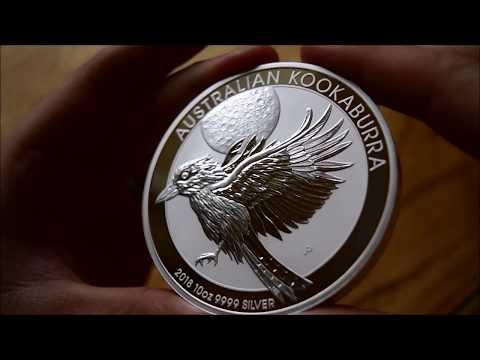 10 oz Silver Kookaburra - In Focus Friday - Episode 66!