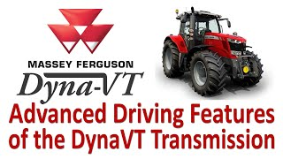 Massey Ferguson Dyna-VT: (Part 2) Advanced Control - Presets & SV Controls
