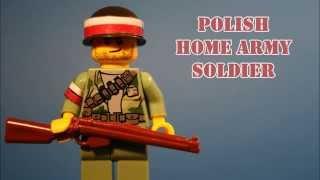 Custom Minifigures - Special episode: Warsaw Uprising [MOC]