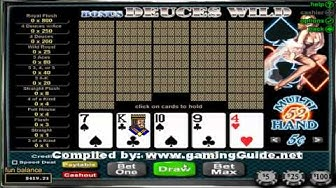 Spiele Deuces Wild (Habanero) - Video Slots Online