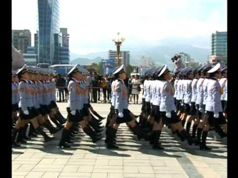 Mongolian Army Parade Зураглал &quot...