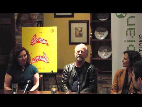 WHITE RABBIT, RED RABBIT DFW MEDIA EVENT with Xander Berkeley and Sarah Clark
