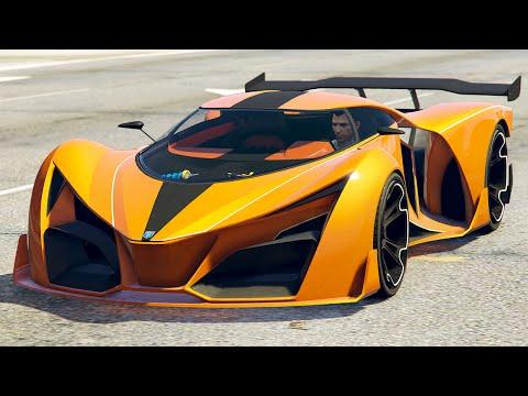 New 2,500,000 Fastest Car Gta 5 Dlc
