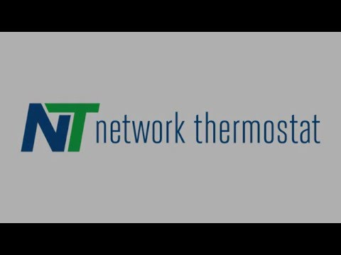 Setting Vacation in the Network Thermostat IP Command Center