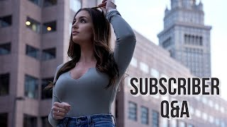 Answering YOUR Questions - 150K Subscriber Q&A (Dating Girls With High Body Count)   Courtney Ryan