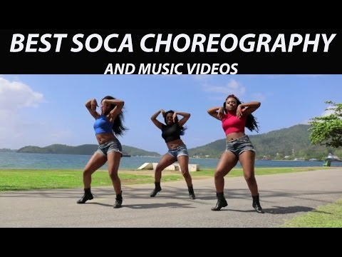BEST SOCA CHOREOGRAPHY AND MUSIC VIDEOS (DJ NAZTY NIGE VIDEO MIX)