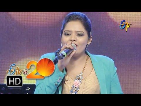 Sri Ramachandra,Ranina Reddy Performance - Pinky Song in Warangal ETV @ 20 Celebrations