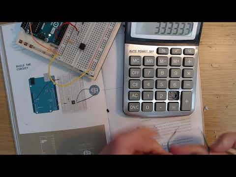 Sofox Tries The Arduino Starter Kit - Chapter 15 - Hacking Buttons