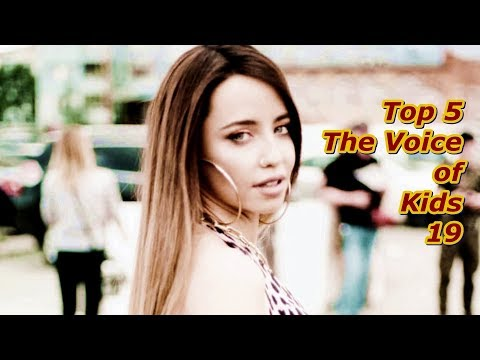 Top 5 - The Voice Of Kids 19