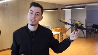 BİM'den 250 liraya Drone alırsanız ne olur? - Corby CX012 denedik!