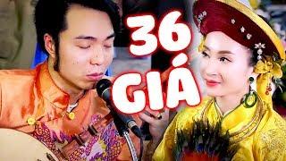 Nghe Mà Xót Xa - Hoài Thanh Hát Văn Cực Đỉnh 2019 - Hát văn hầu đồng hay nhất mới nhất 2019