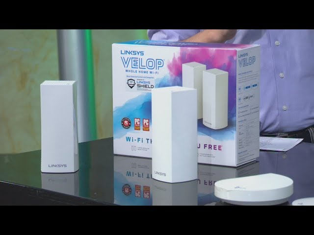 New technology to get rid of WiFi dead spots at home