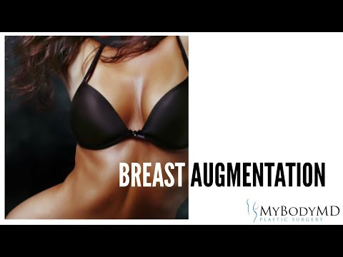 Breast Augmentation Implant Options - MyBodyMD Plastic Surgery - Houston, TX