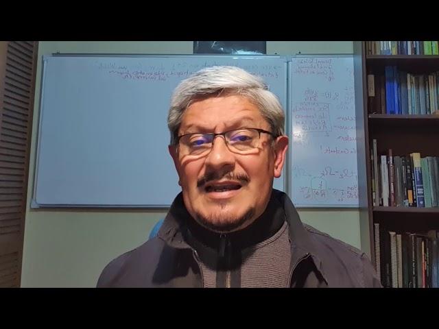 Saludo del Rector Mauricio Cataldo aniversario 73 Universidad del Bío-Bío