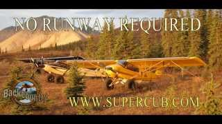 Factory Tour:  Backcountry Super Cub, Revision 2