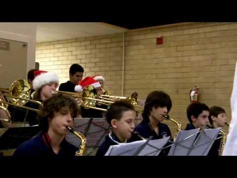 Joy to the world jazz band