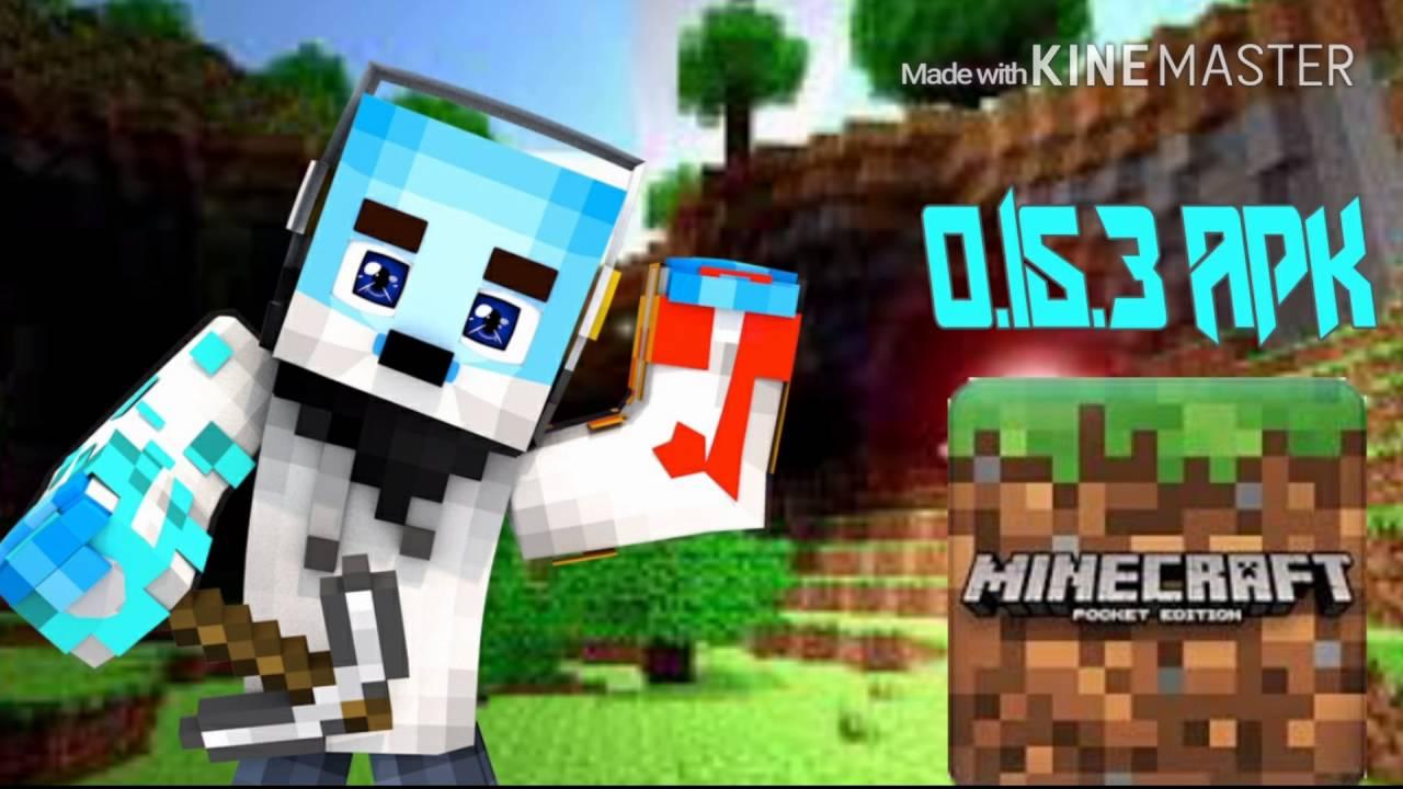 APK DE MINECRAFT 0.15.3 - YouTube