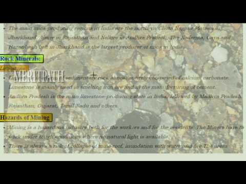class 10 X  Social MINERALS AND ENERGY RESOURCES PART 1