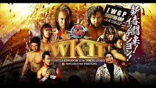 Dragonrana Podcast - Episode 1: Wrestle Kingdom 11