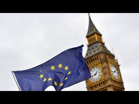 UK officially tells Europe it's leaving, and other MoneyWatch headlines