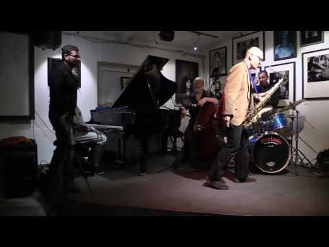 Ralph Lewars Italian Jazz Quintet Live at T.A.G. Rome