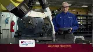 Cvtc Welding Program