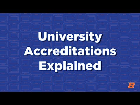 Online Student Tips: Different Types of Accreditation