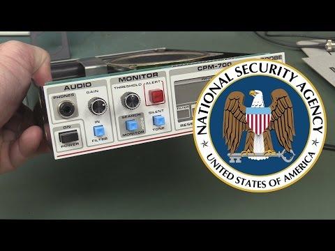 EEVblog #956 - Countersurveillance Monitor Teardown