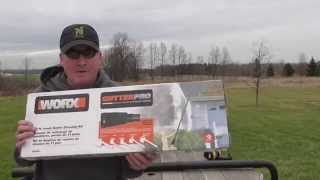 WORX Universal Fit Gutter Cleaning Kit Review-  WA4092