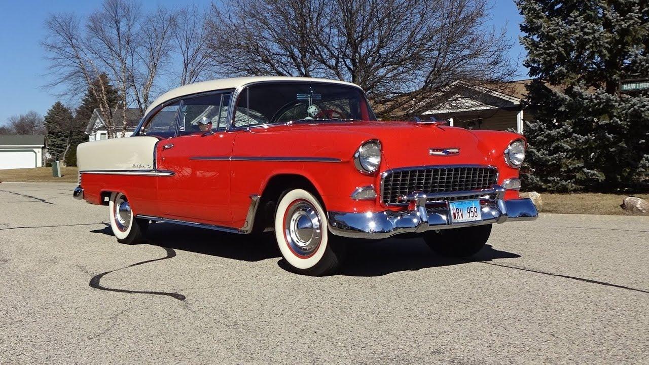 Kekurangan Chevrolet Bel Air 1955 Review