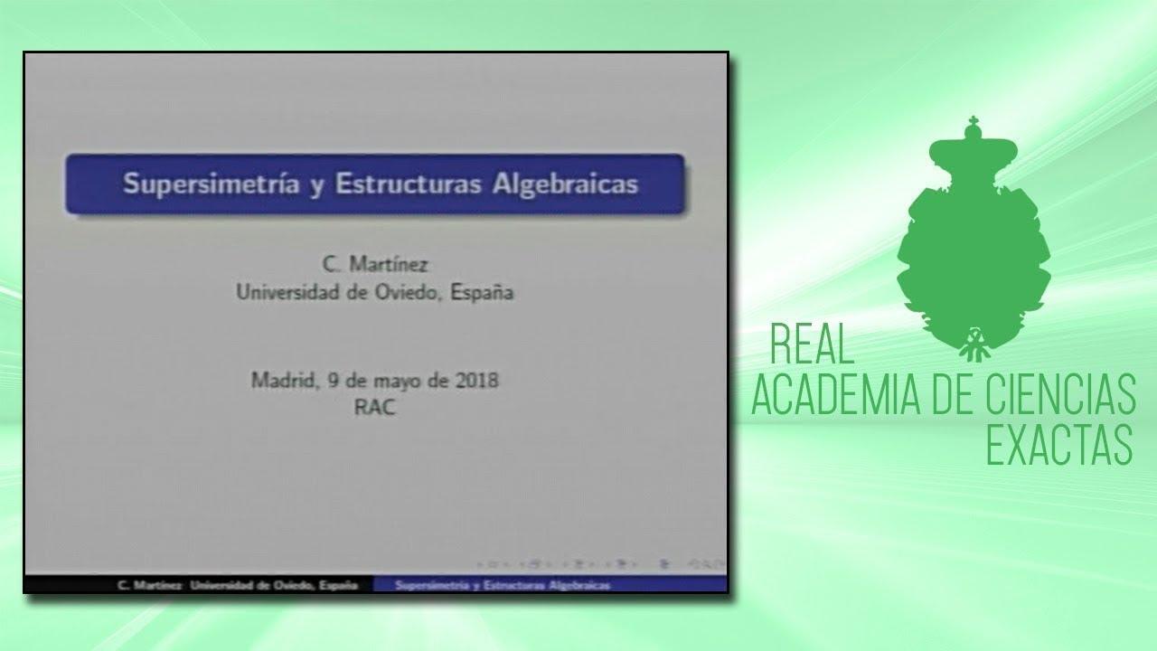 Sesión científica desarrollada por la sección de Ciencias Exactas.Consuelo Martínez López, 9 de mayo de 2018.http://www.rac.eshttps://twitter.com/racienciashttps://arac.rac.es/