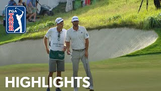 Highlights   Round 2   THE NORTHERN TRUST 2019