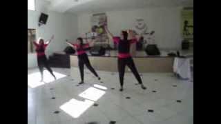 Coreografia Por Me Amar - Arianne