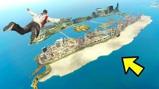 In GTA 5 nach VICE CITY FLIEGEN !!