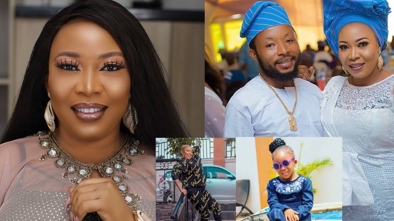 Download WATCH Yoruba Actress Adebimpe Akintunde Man, Child And Things You Never Knew