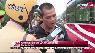 TIÊU ĐIỂM: VĂN HOÁ UỐNG RƯỢU   VTV24