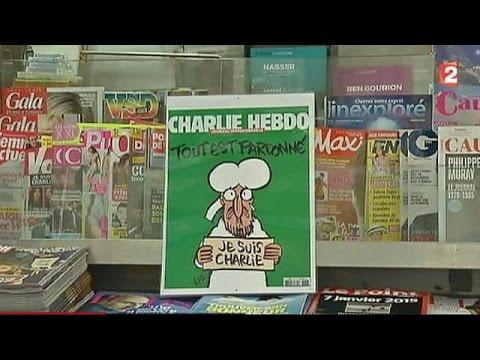 Художник Шарли Эбдо: Мы просто рисуем, как в детстве