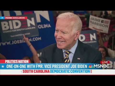 The Pursuit of Happiness - Video: Biden Compares Trump Presidency to Assassinations of RFK & MLK