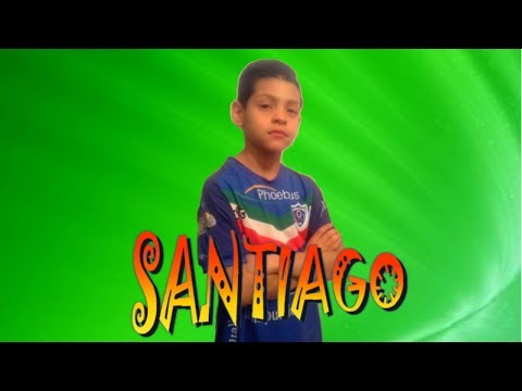 """SANTIAGO CANTA """"SE PREPARO"""" DE OZUNA ! NUEVA VERSION ! TRAILER DEL CANAL DE SANTIAGO !"""