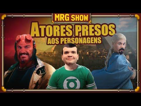 Atores presos aos personagens! | Matando Robôs Gigantes Show