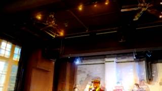 Danny DePoe at the Fringe Club HK