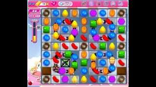 Candy Crush Saga Nivel 878 completado en español sin boosters (level 878)
