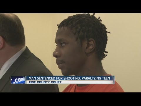 19-year-old sentenced for shooting, paralyzing teen