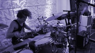 Baard Kolstad Drum Solo 2015