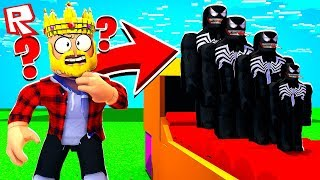 HOW to MAKE the STEEP VENOM in the UNIVERSE?! ROBLOX