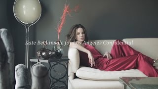 Kate Beckinsale for Los Angeles Confidential magazine