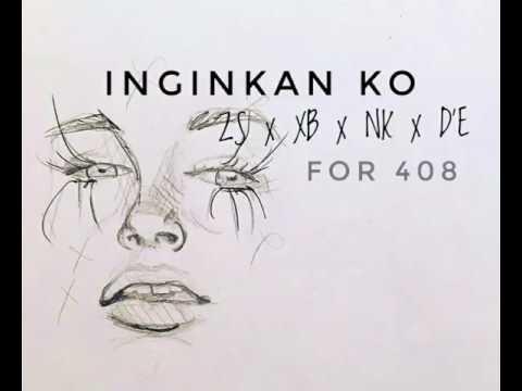 INGINKAN KO / THE ZUPER RAP STAR,XB,NK,D'E / MERAUKE HIP HOP / hip hop papua