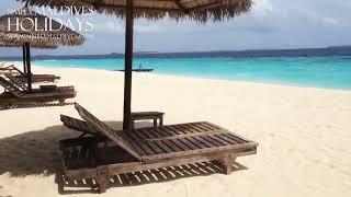 Reethi Beach Maldives Deluxe Villa Walkthrough