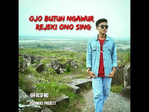 Ambyar Ora Usah Ngurusi Urusane Wong Liyo Story Wa Youtube