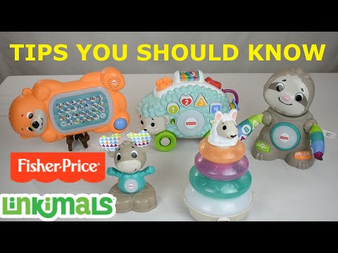 Fisher Price Linkimals TIPS And Things You Didn't Know